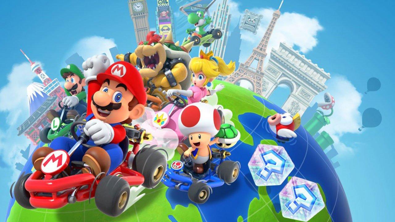 How To Get More Rubies In Mario Kart Tour Shacknews
