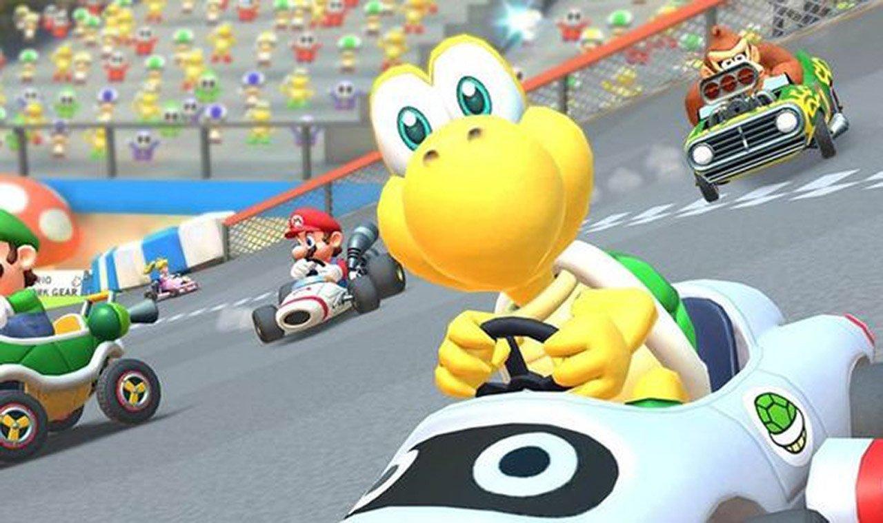 How To Unlock 200cc In Mario Kart Tour Shacknews