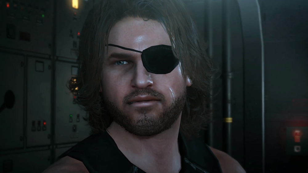 Metal Gear Solid 5 mod lets you play as Snake Plissken - VG247