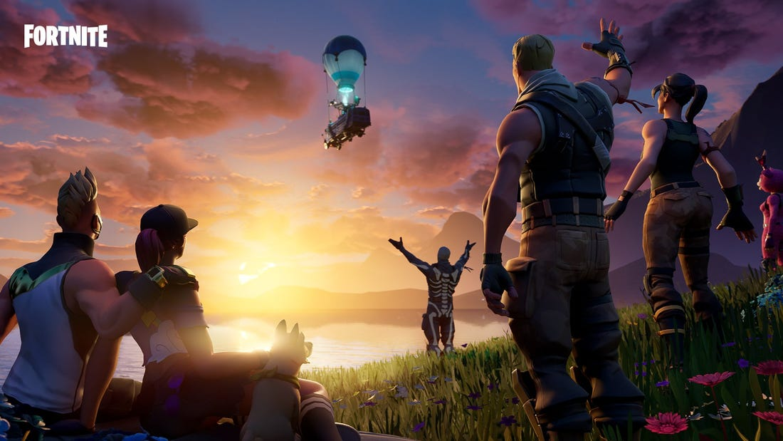 Fortnite Chapter 2 Download Preload And Release Time Shacknews Download now for free and jump into the action. fortnite chapter 2 download preload