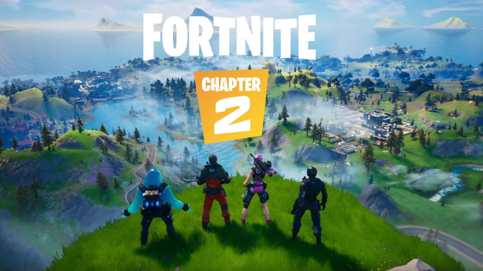 Fortnite Chapter 2 Map All New Named Locations Shacknews