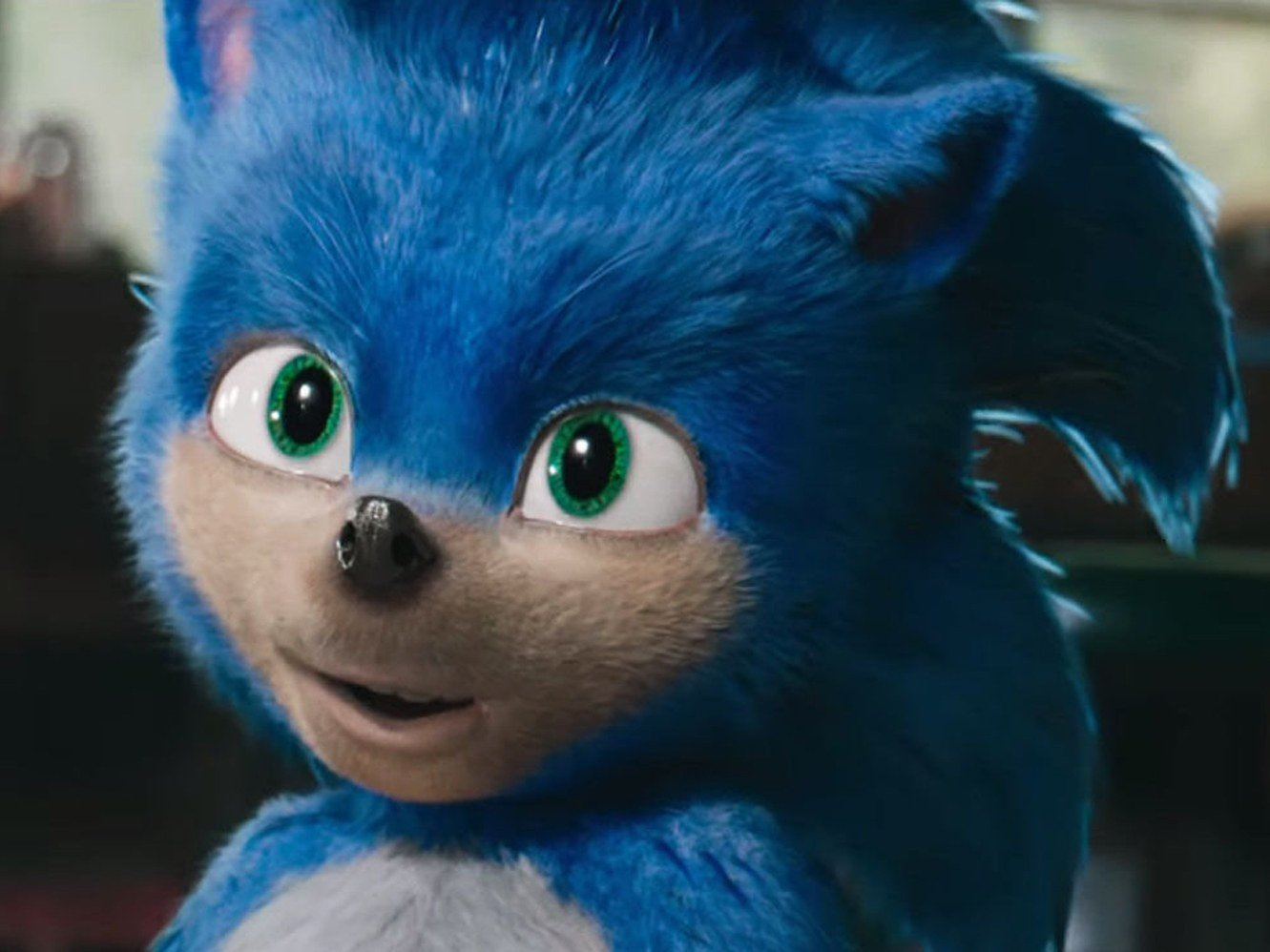 New Sonic The Hedgehog Movie Character Redesign Leaked Shacknews