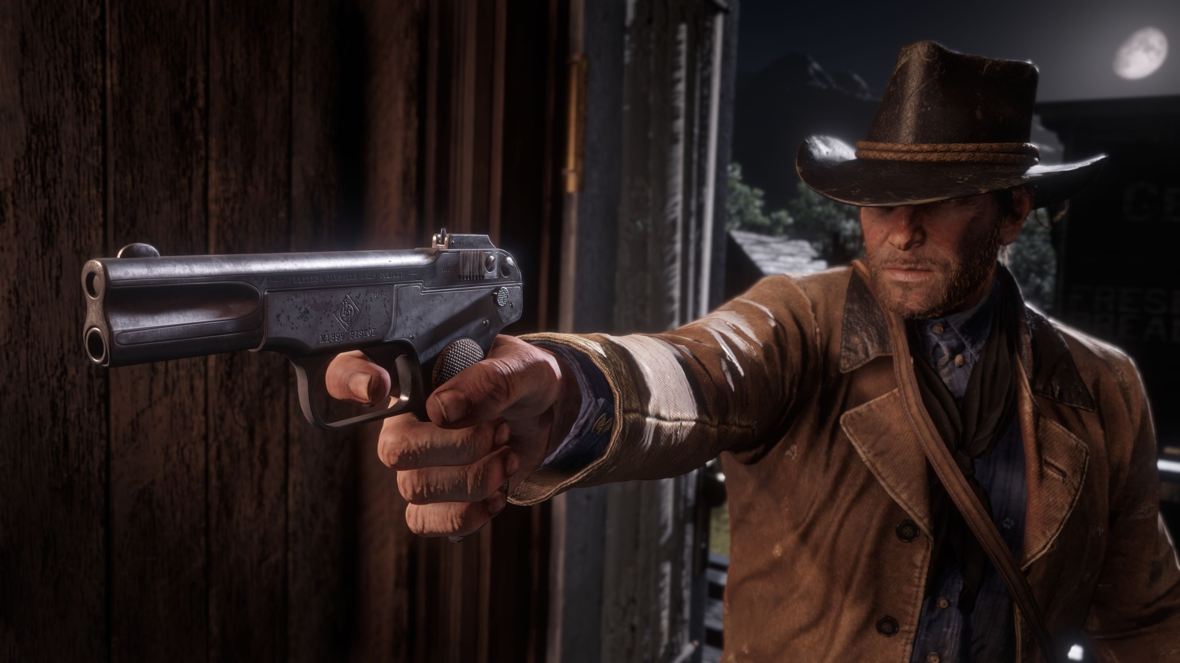 Red Dead Redemption 2 Pc Build Guide Shacknews