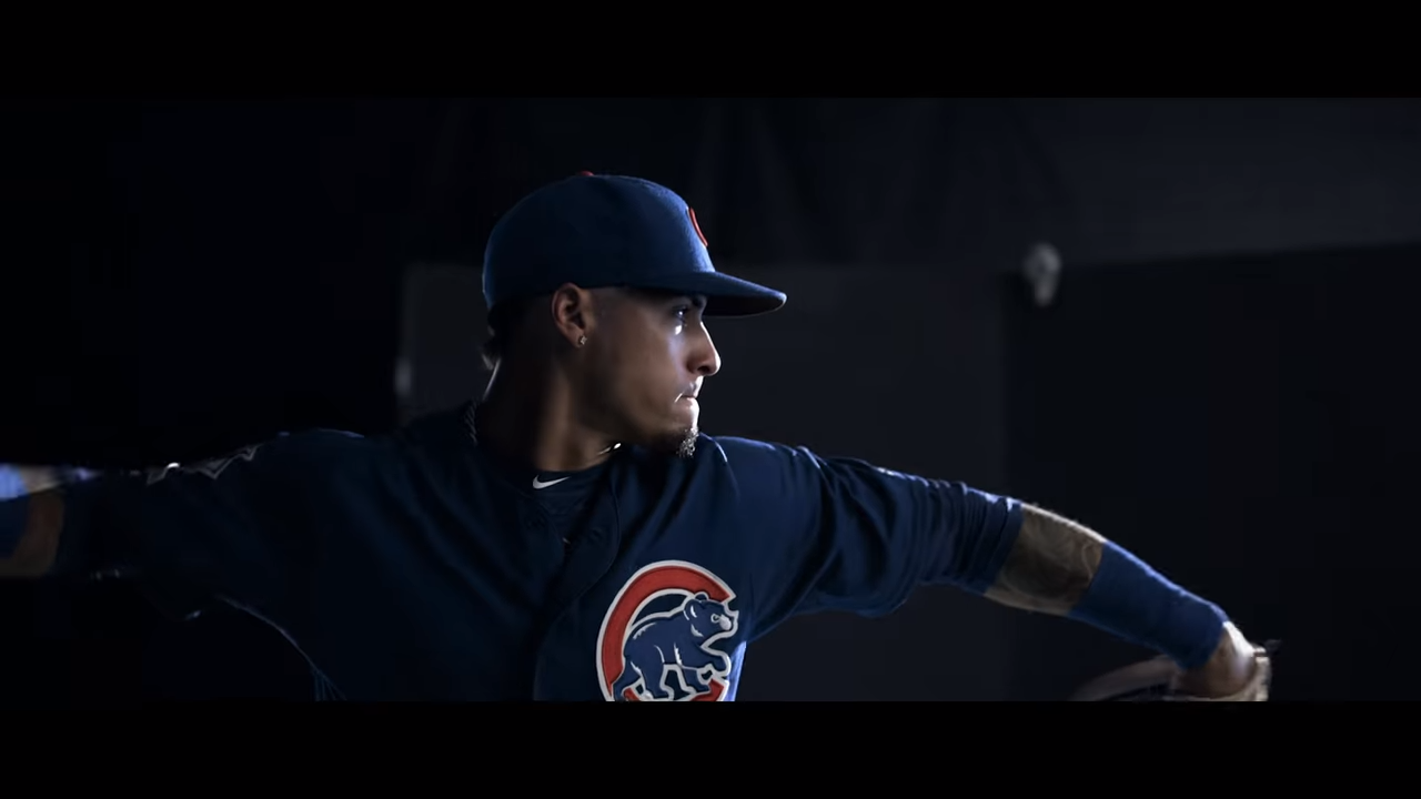 Mlb The Show 2020.Chicago Cubs Ss Javier Baez To Be Mlb The Show 20 Cover