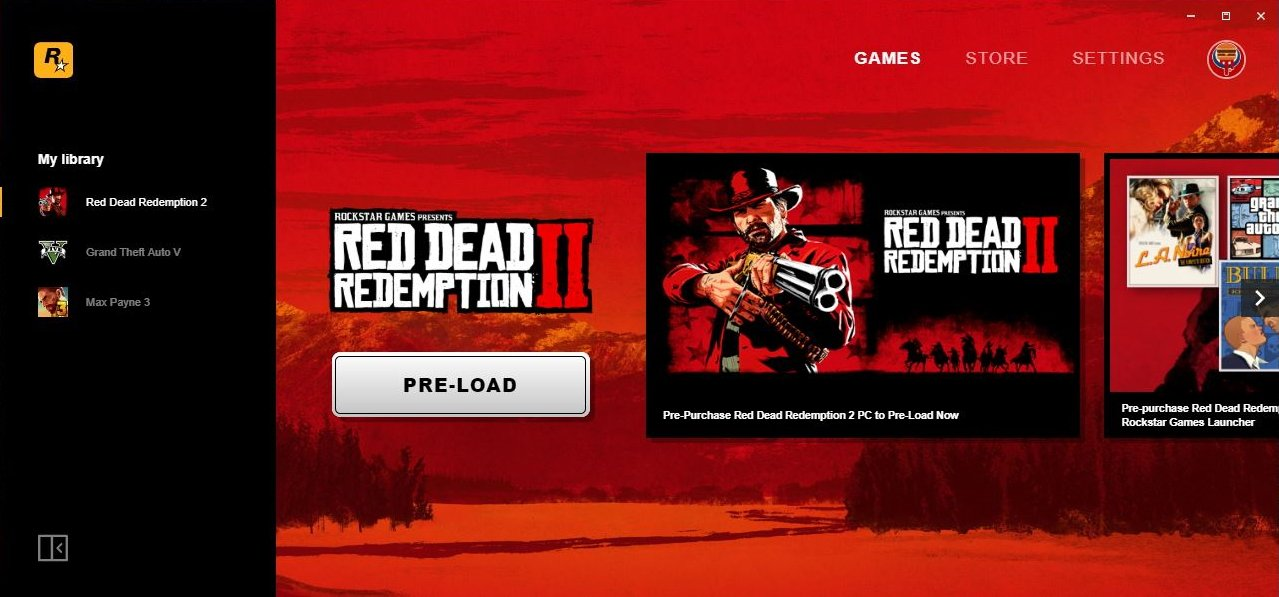 How To Pre Load Red Dead Redemption 2 For Pc Shacknews