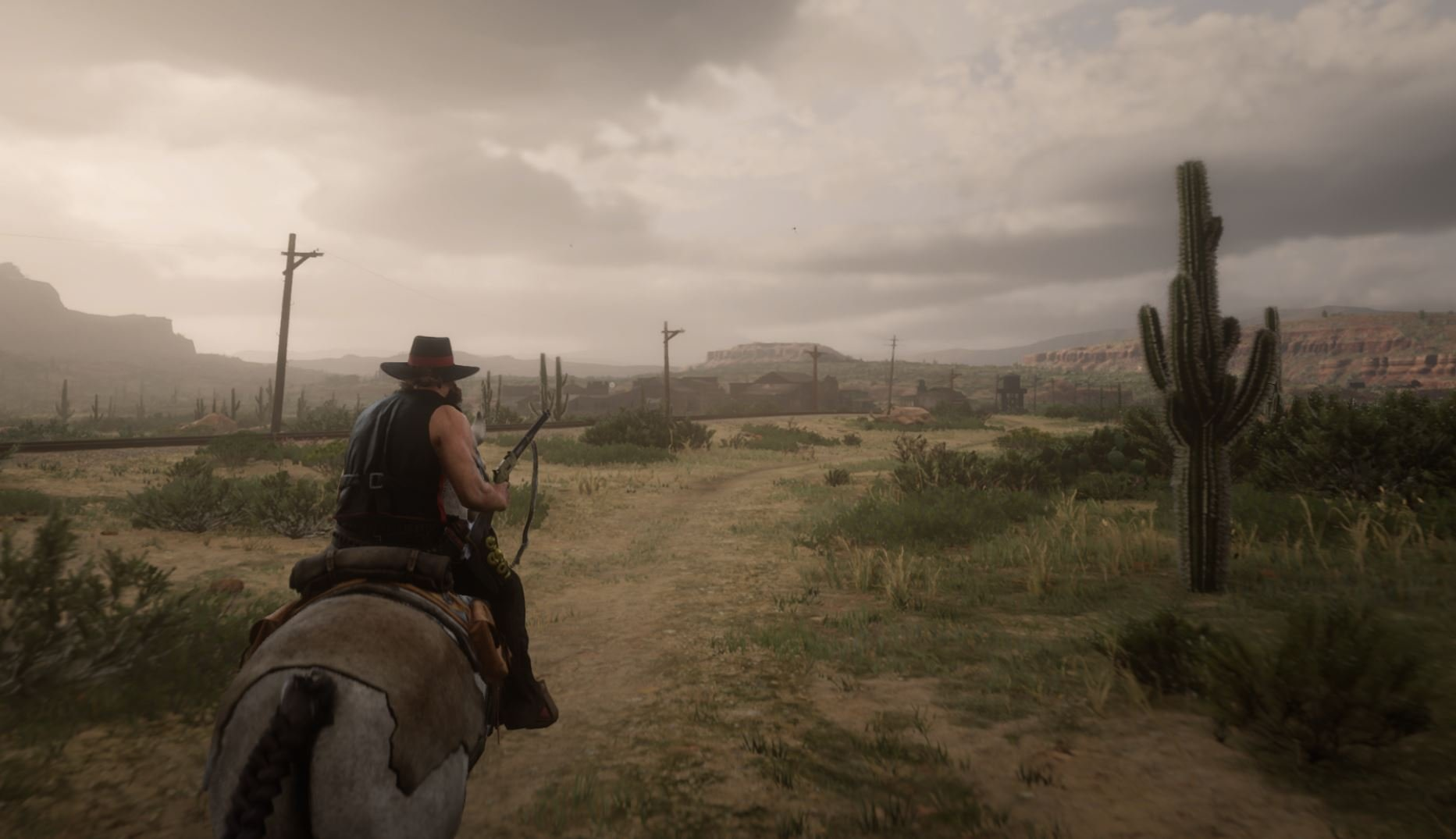 Red Dead Redemption 2 Pc Graphics Settings Guide Shacknews