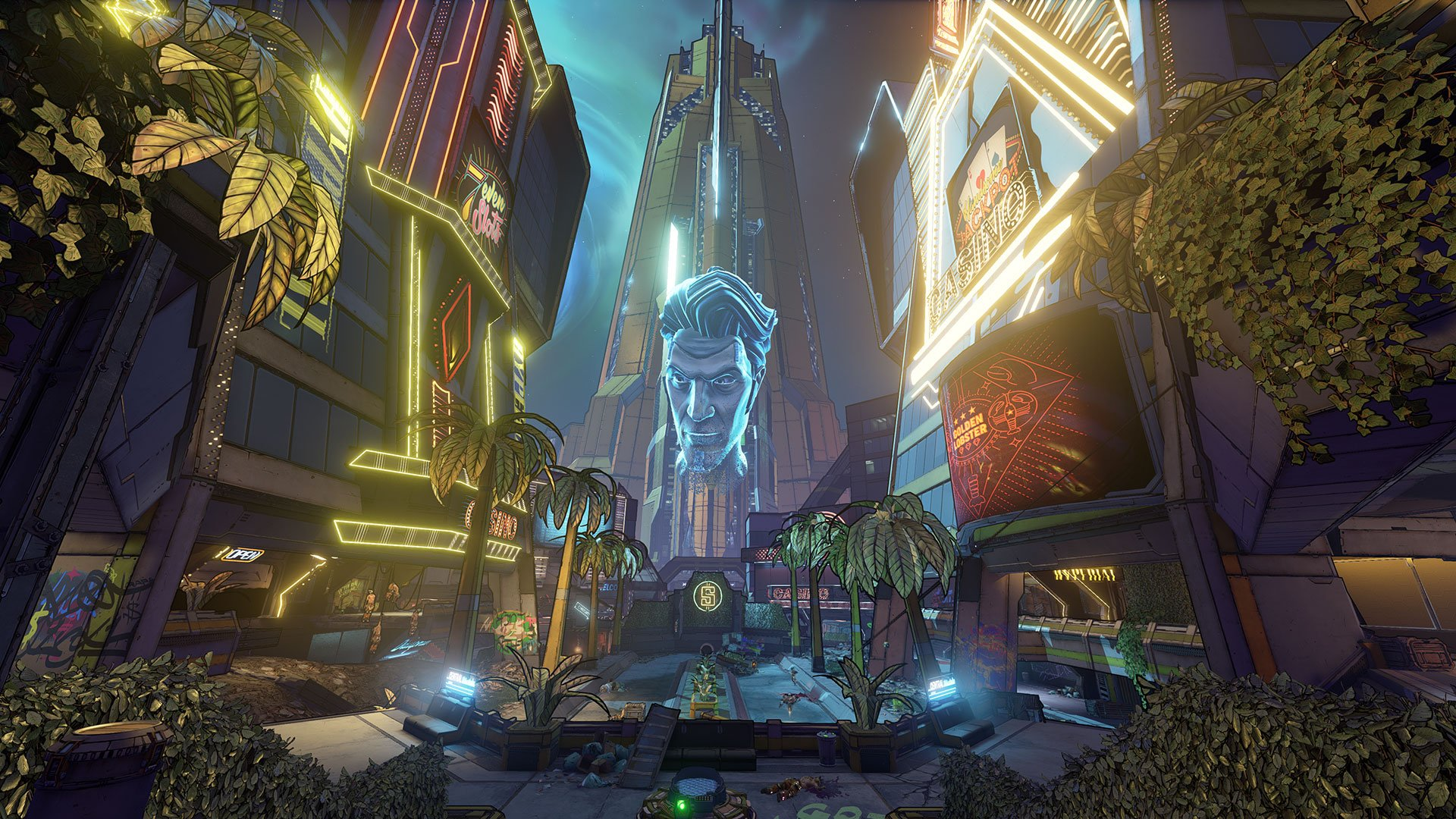 Borderlands 3 Raids The Handsome Jackpot In First Campaign