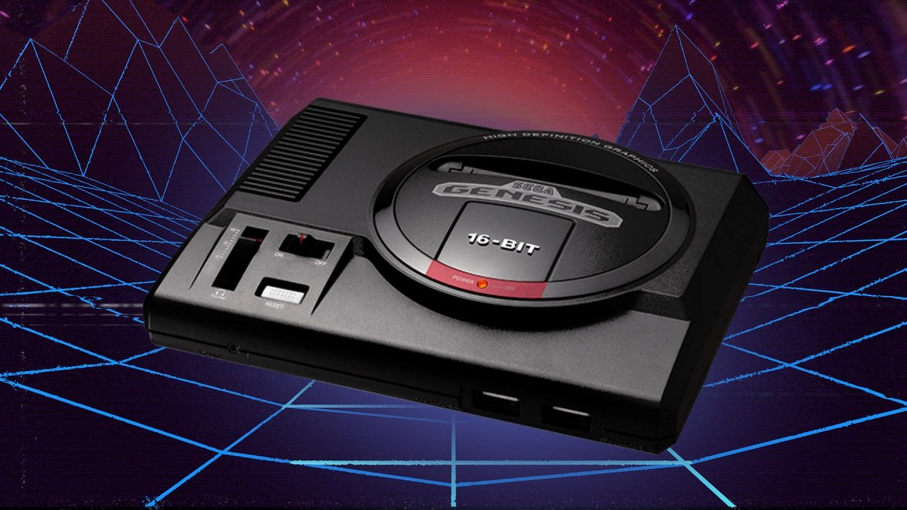 Sega Genesis Mini Gets Massive Black Friday 2019 Discount On Amazon Shacknews