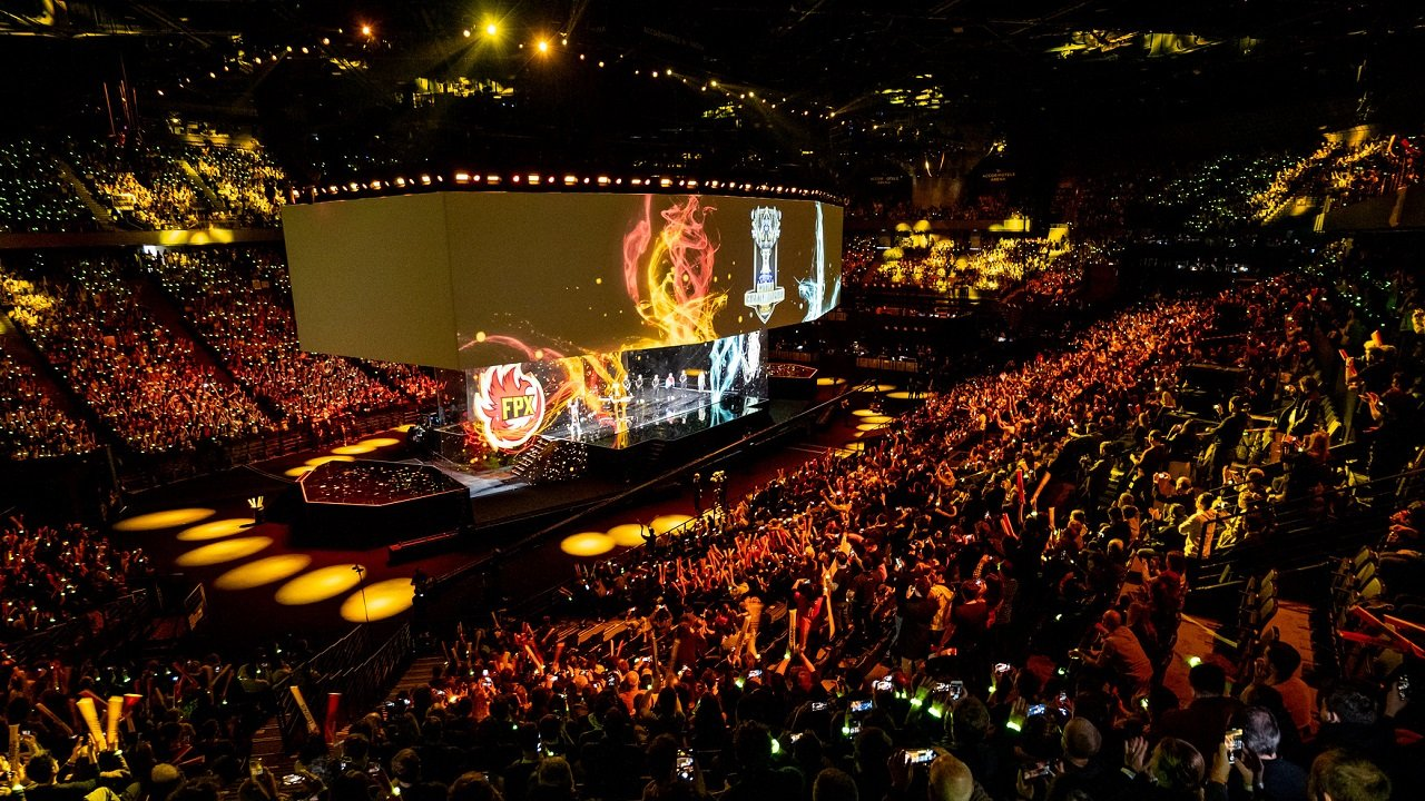 Fans watched over 1 billion hours of League of Legends Worlds 2019 ...