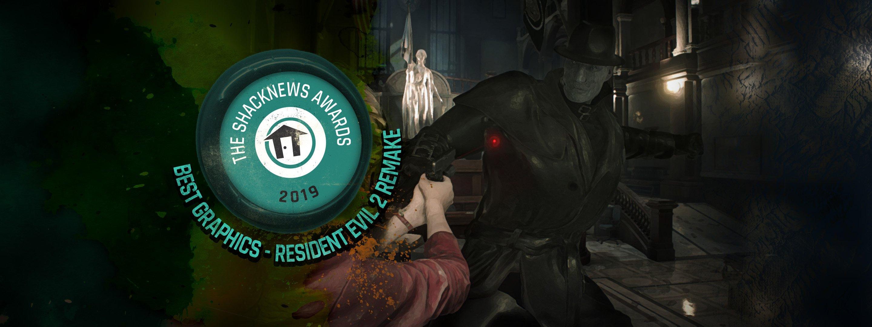 Shacknews Best Graphics Of 2019 Resident Evil 2 Shacknews