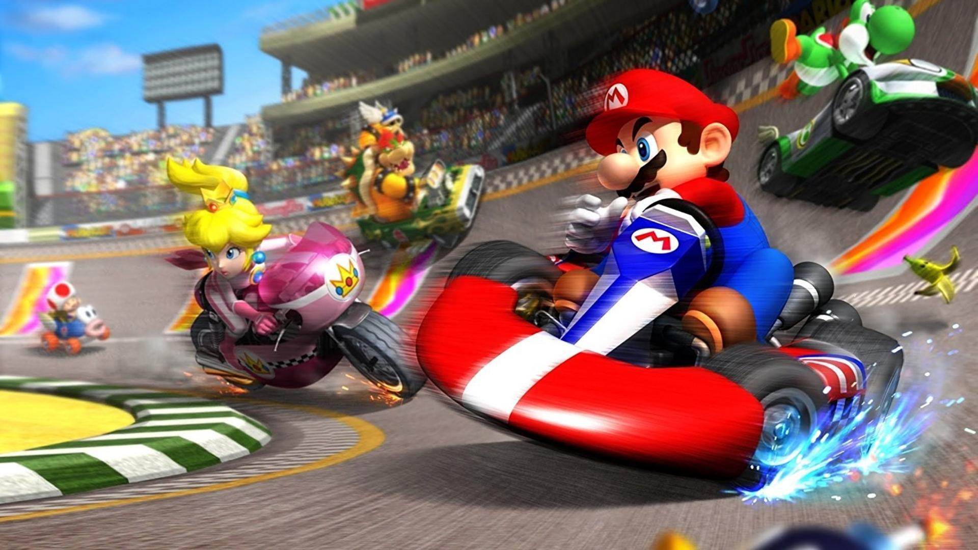 Mario Kart Tour S Multiplayer Beta Is Finally Underway