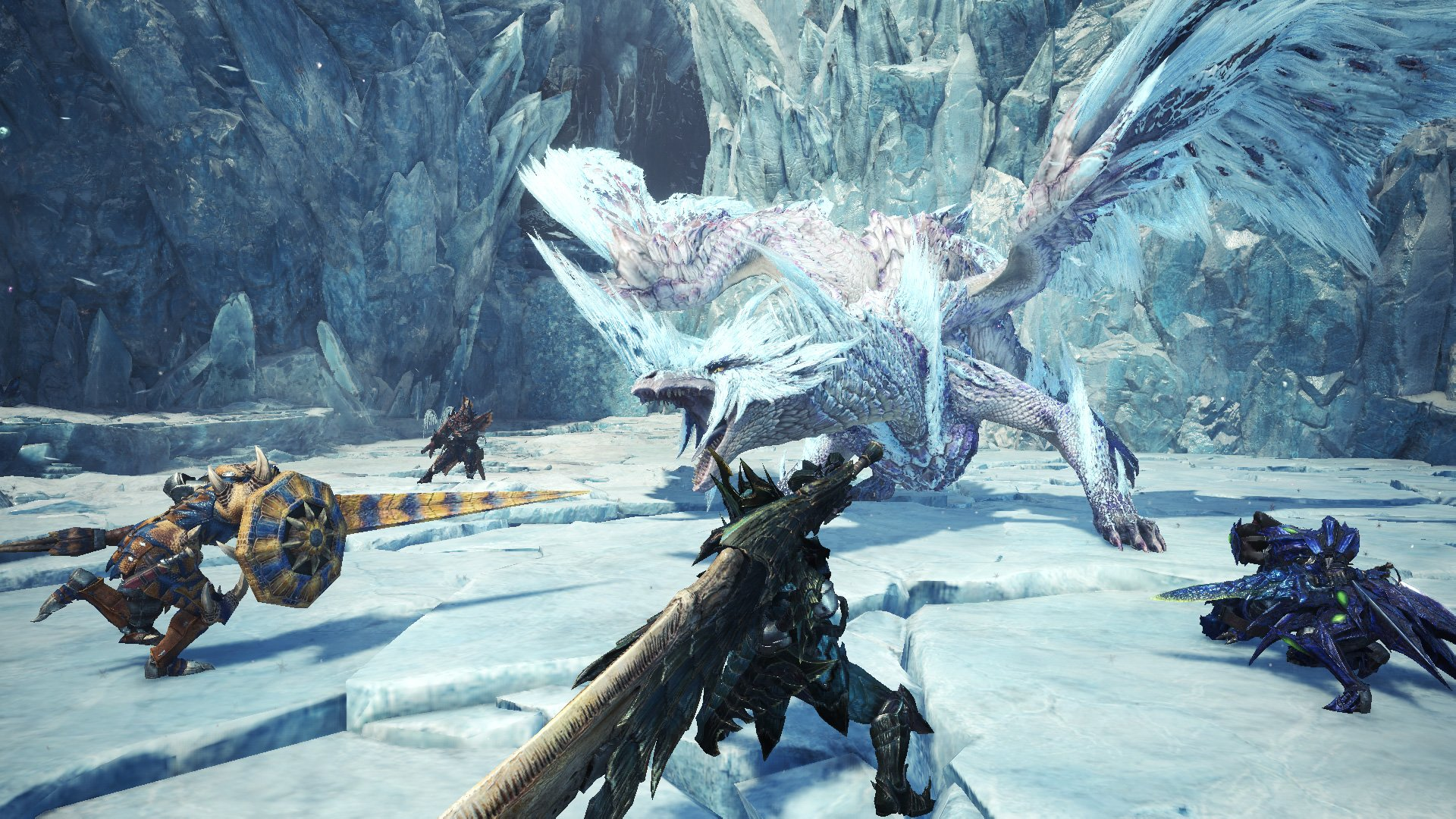 What time does Monster Hunter World: Iceborne launch on Steam ...