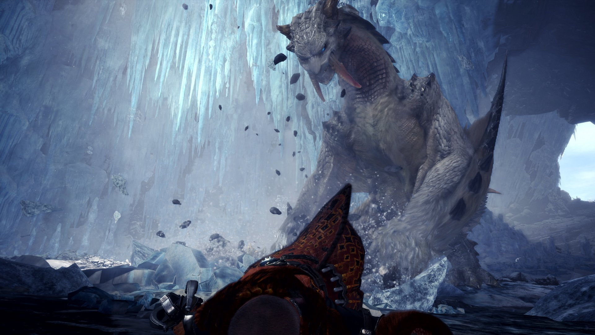 All Monsters In Monster Hunter World Iceborne Shacknews