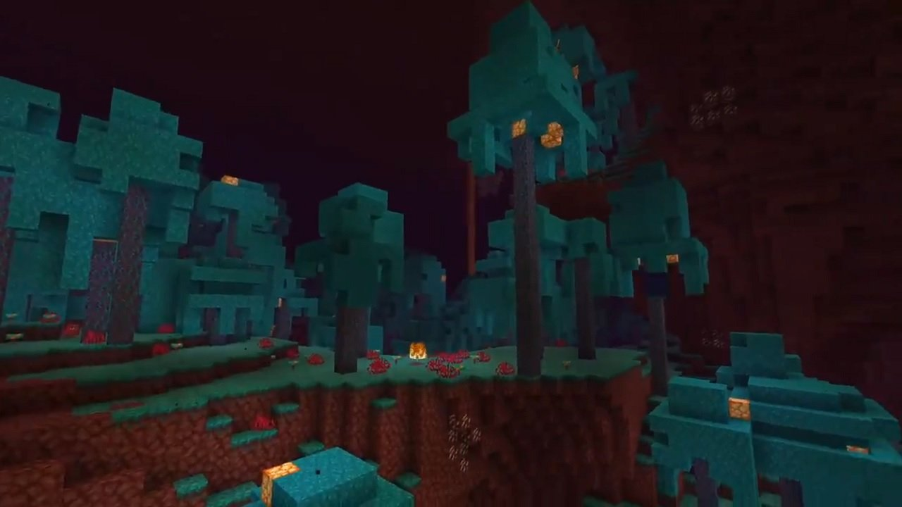 Minecraft Nether Update first snapshot is available to play on