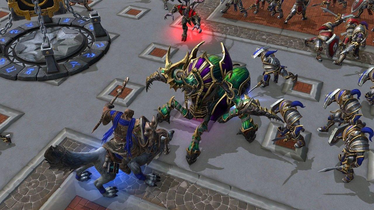 Blizzard Will Stand Behind Warcraft 3 Reforged Address Player Feedback Shacknews