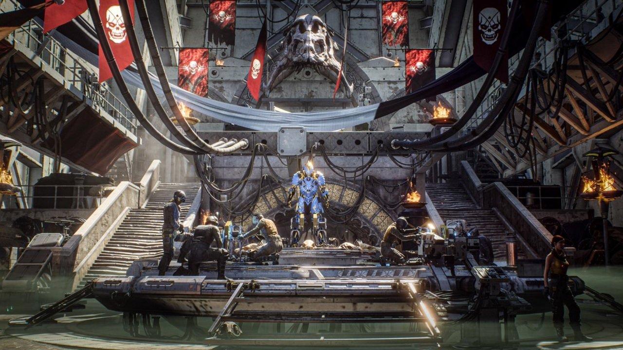 Bioware Reveals Update On Fixing Anthem Crashes Blog Immediately