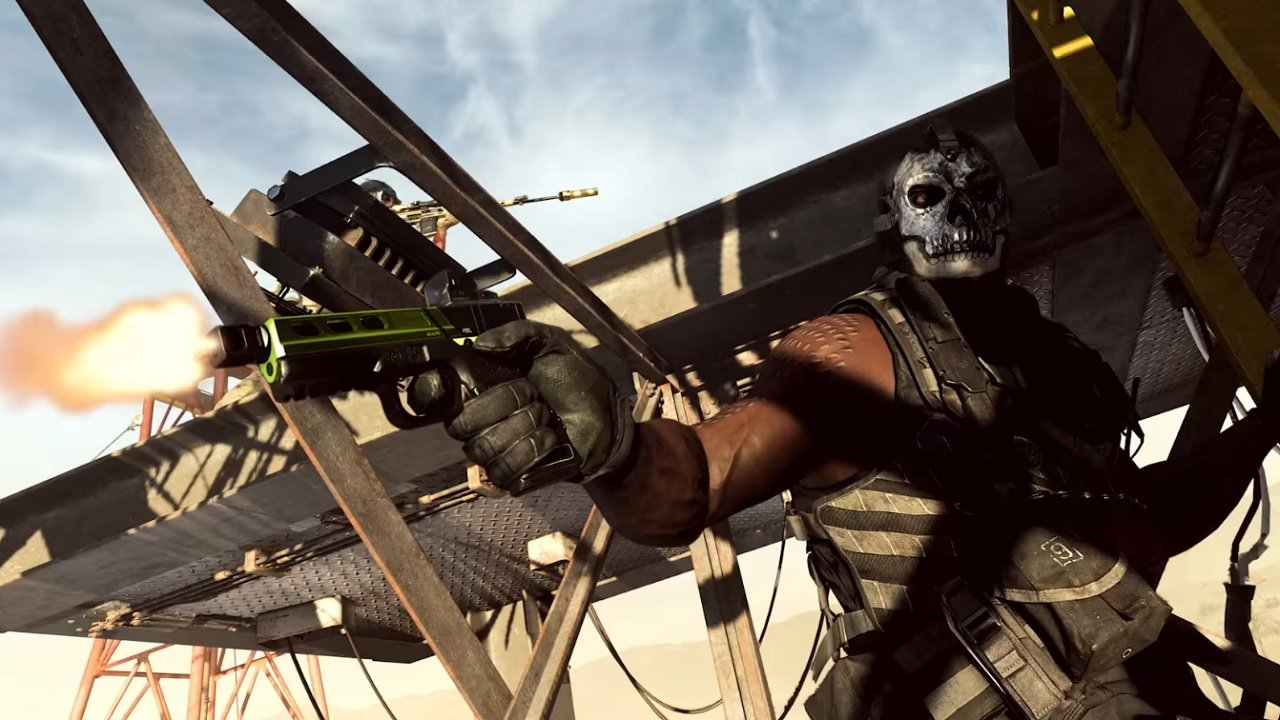 Call Of Duty Modern Warfare Season 2 Brings Ghost Rust And More