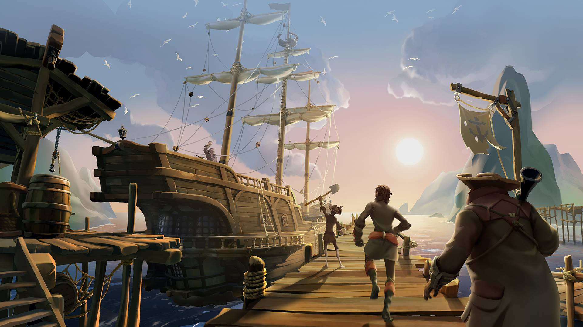7 More Things We Want In Sea Of Thieves Shacknews