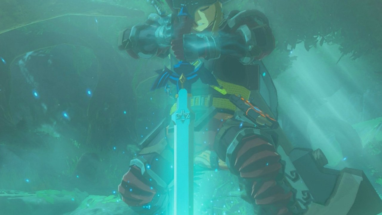 How To Get The Master Sword Breath Of The Wild Shacknews