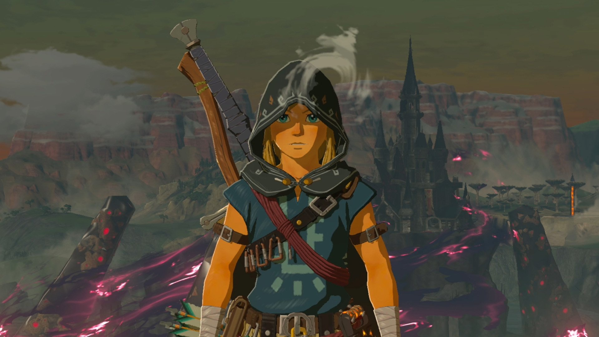 The Legend Of Zelda Breath Of The Wild Strategy Guide Shacknews