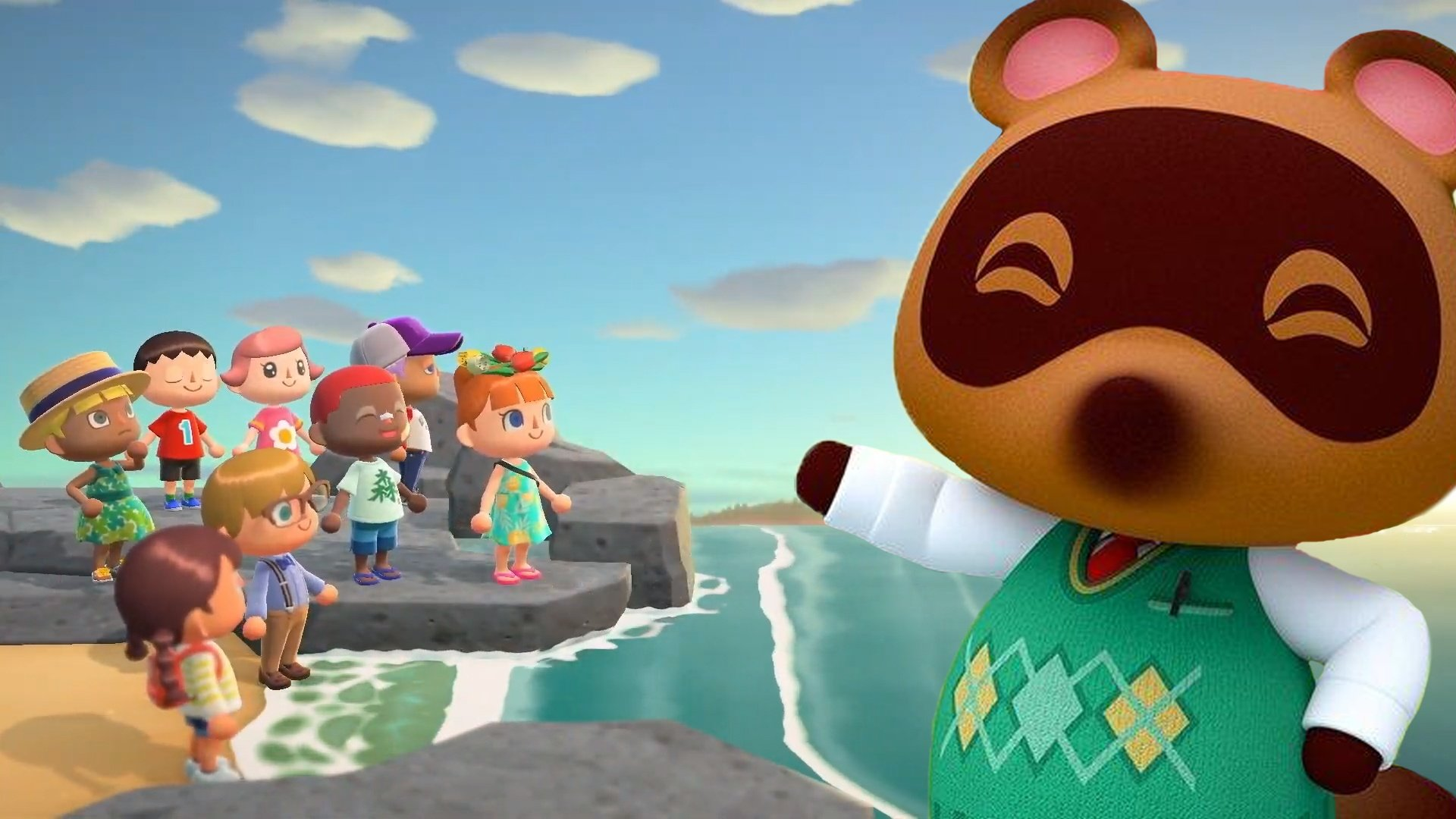 Follow The Animal Crossing New Horizons Twitter For Updates