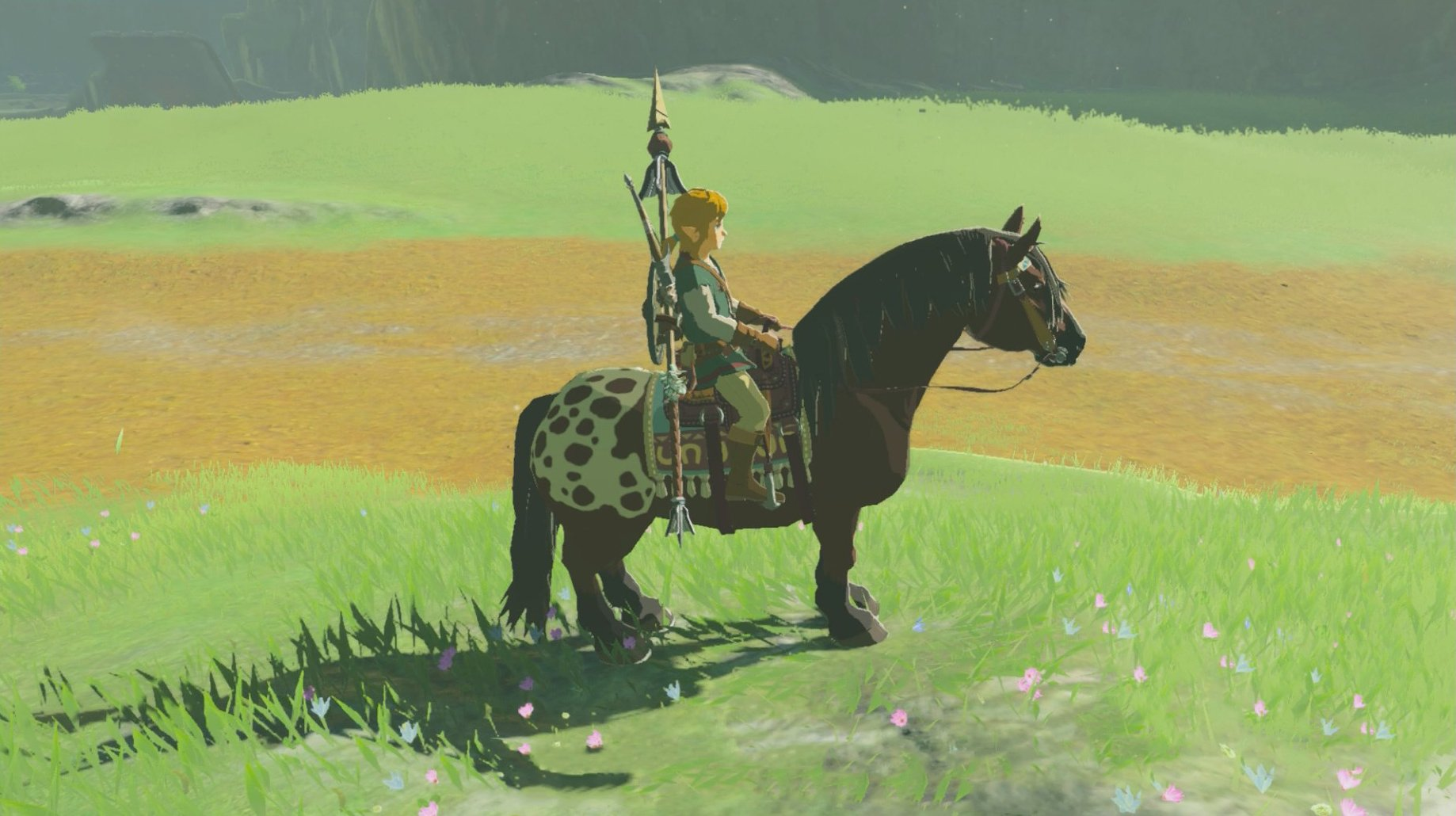How To Tame Horses Breath Of The Wild Shacknews