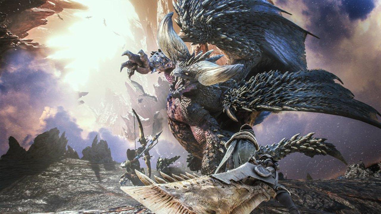 Monster Hunter World All Monsters Shacknews