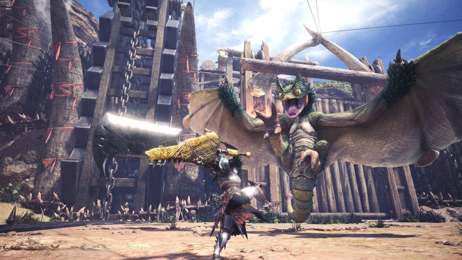Monster Hunter World Monster Weaknesses Shacknews