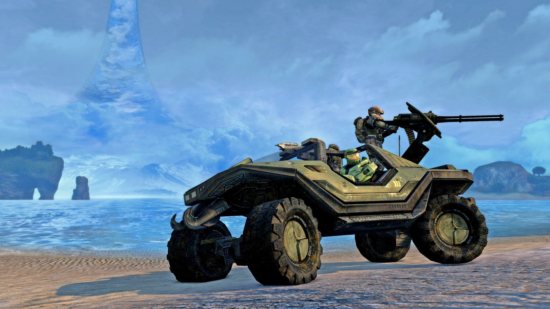 Halo: CE Anniversary PC MCC controls and keybindings | Shacknews