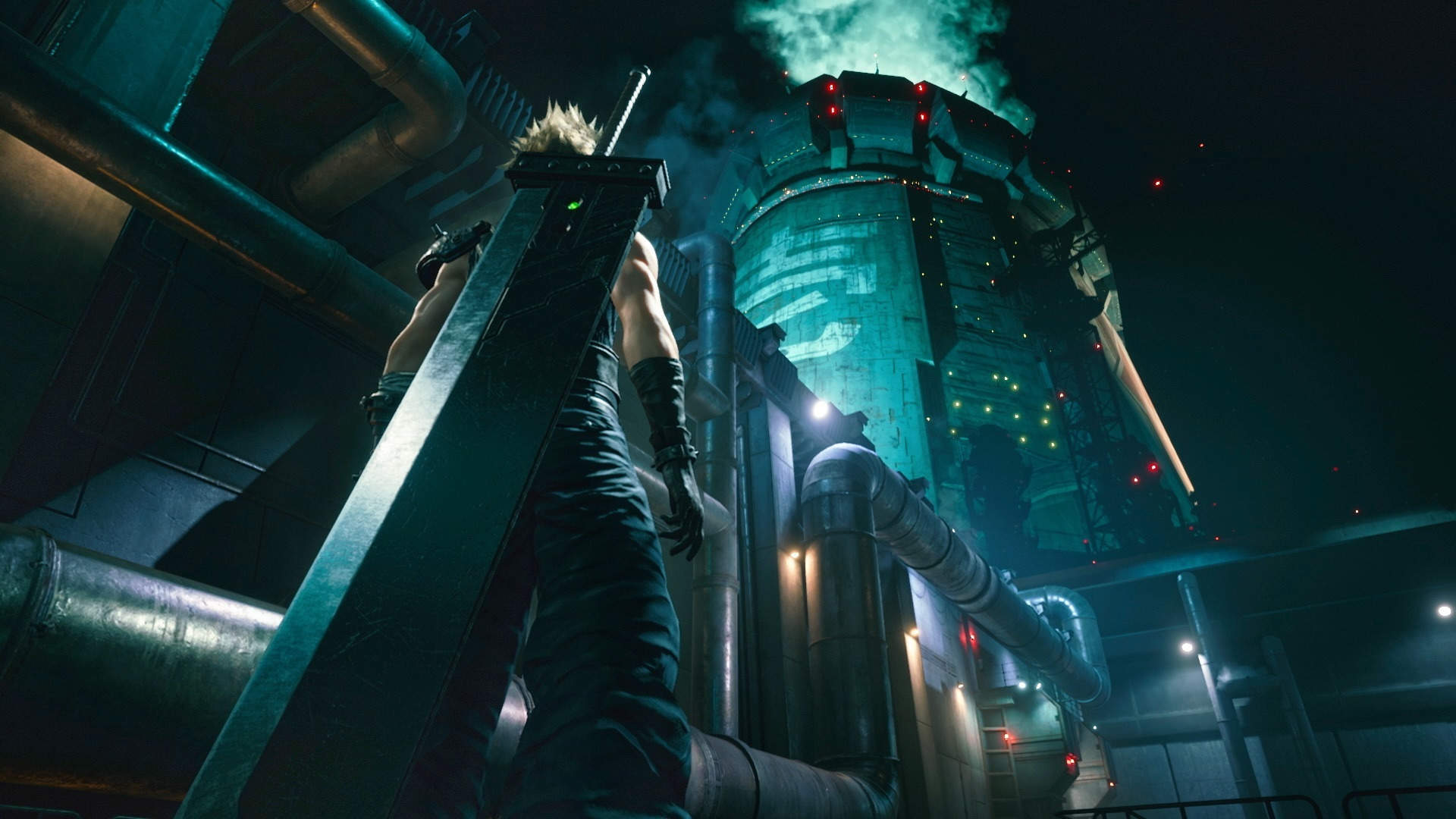 How To Get The Final Fantasy 7 Remake Ps4 Theme Shacknews