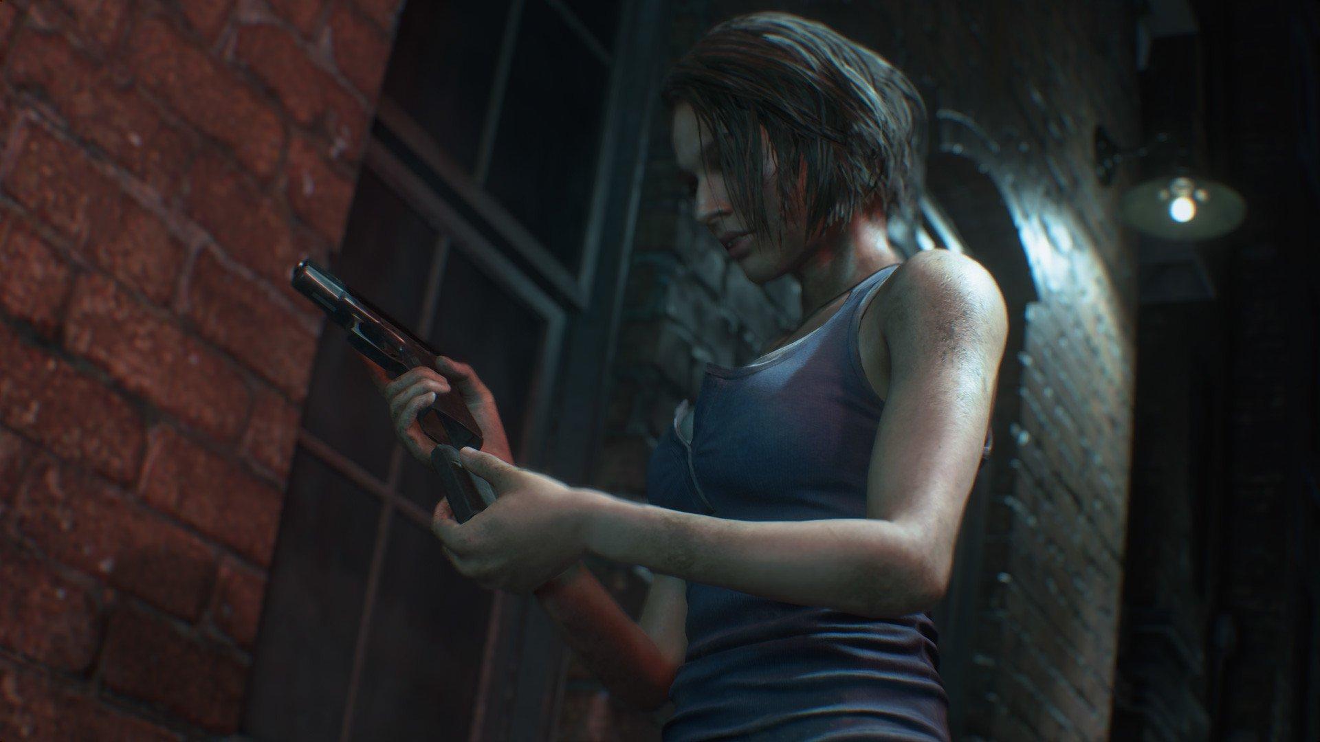 Watch The Resident Evil 3 Remake Gameplay Livestream Here Shacknews