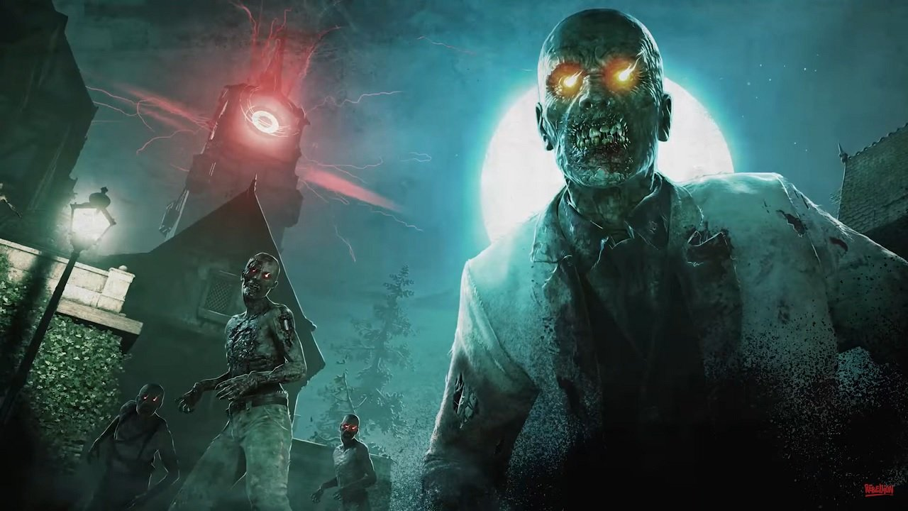 Zombie Army 4Dead War: DLC Lab Lab trình bày bản đồ của mùa giải 1 2