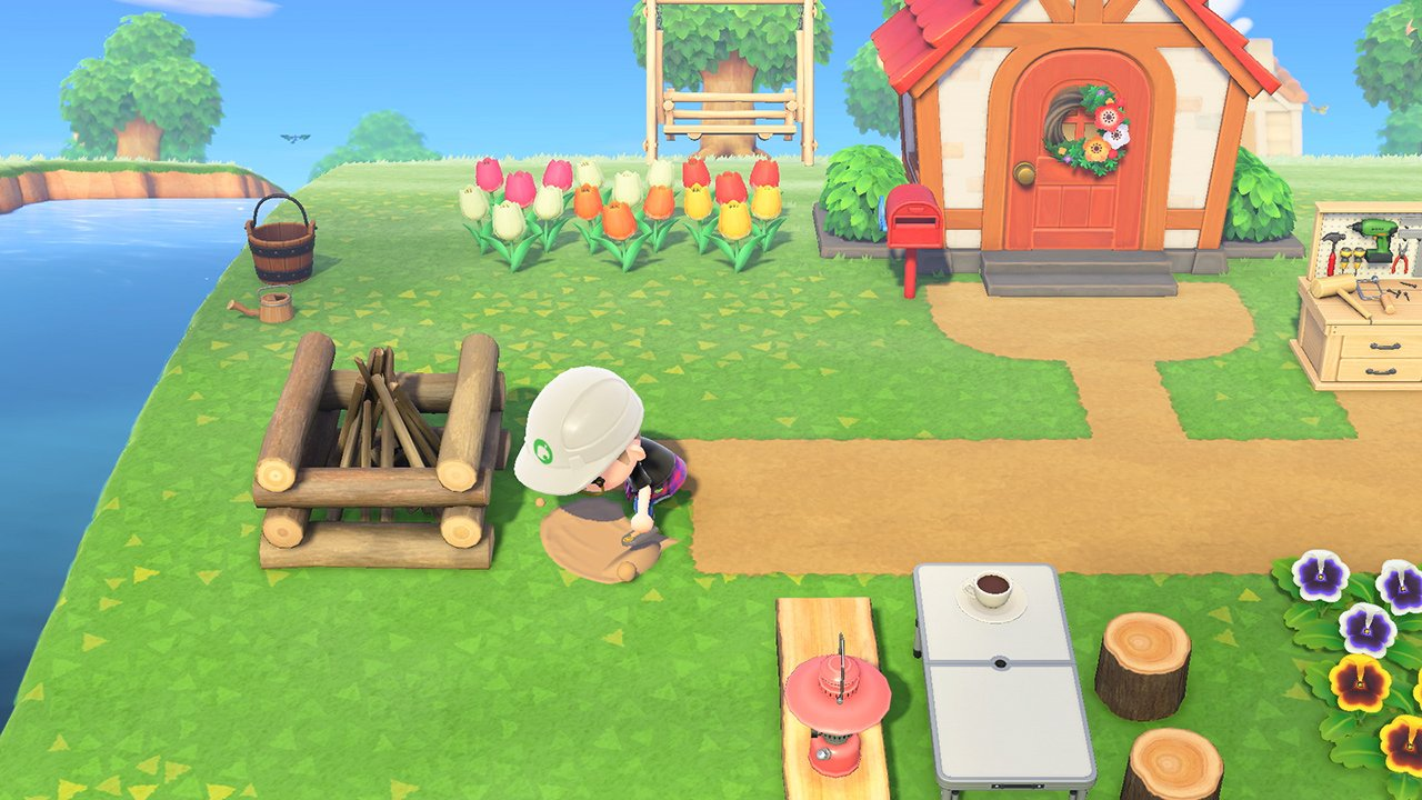 Animal Crossing: New Horizons download file size | Shacknews