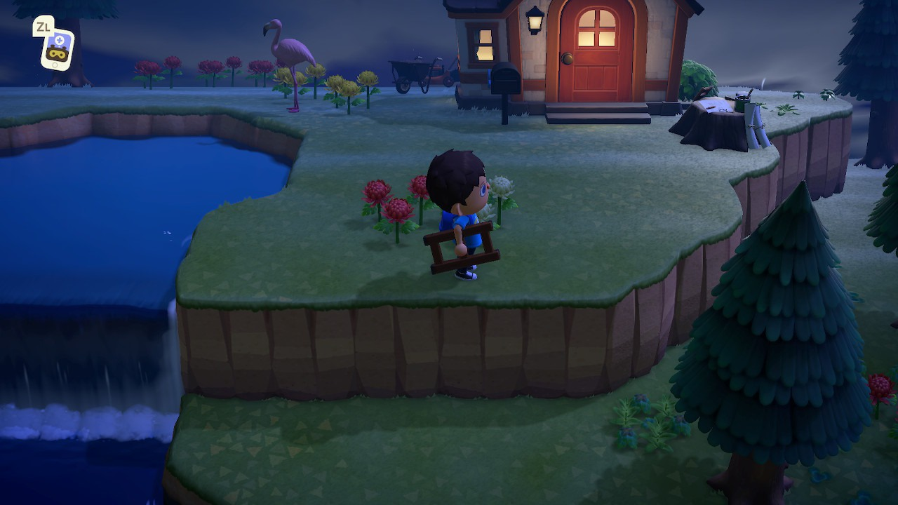 How To Get The Ladder Animal Crossing New Horizons Shacknews