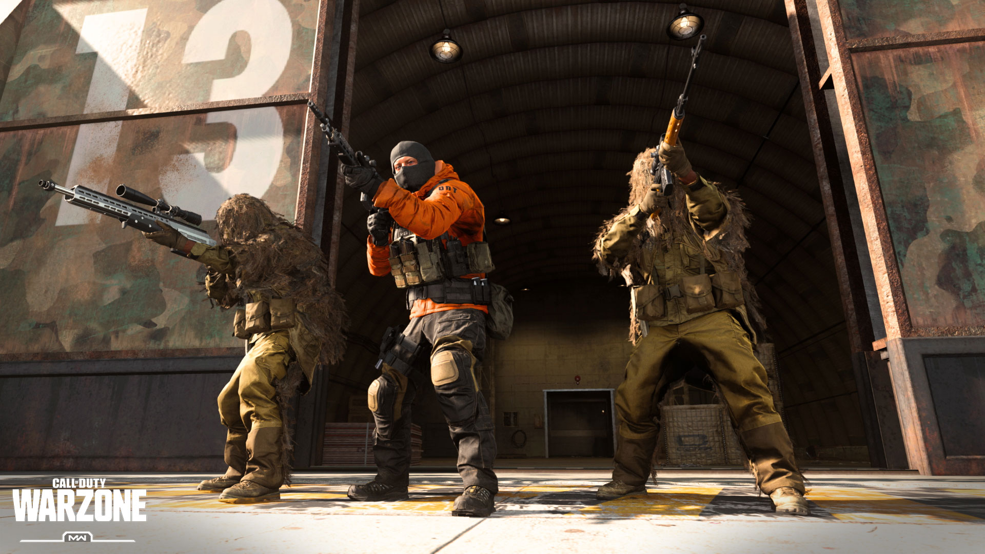 Call Of Duty Warzone Video Looks Behind The Scenes Shacknews