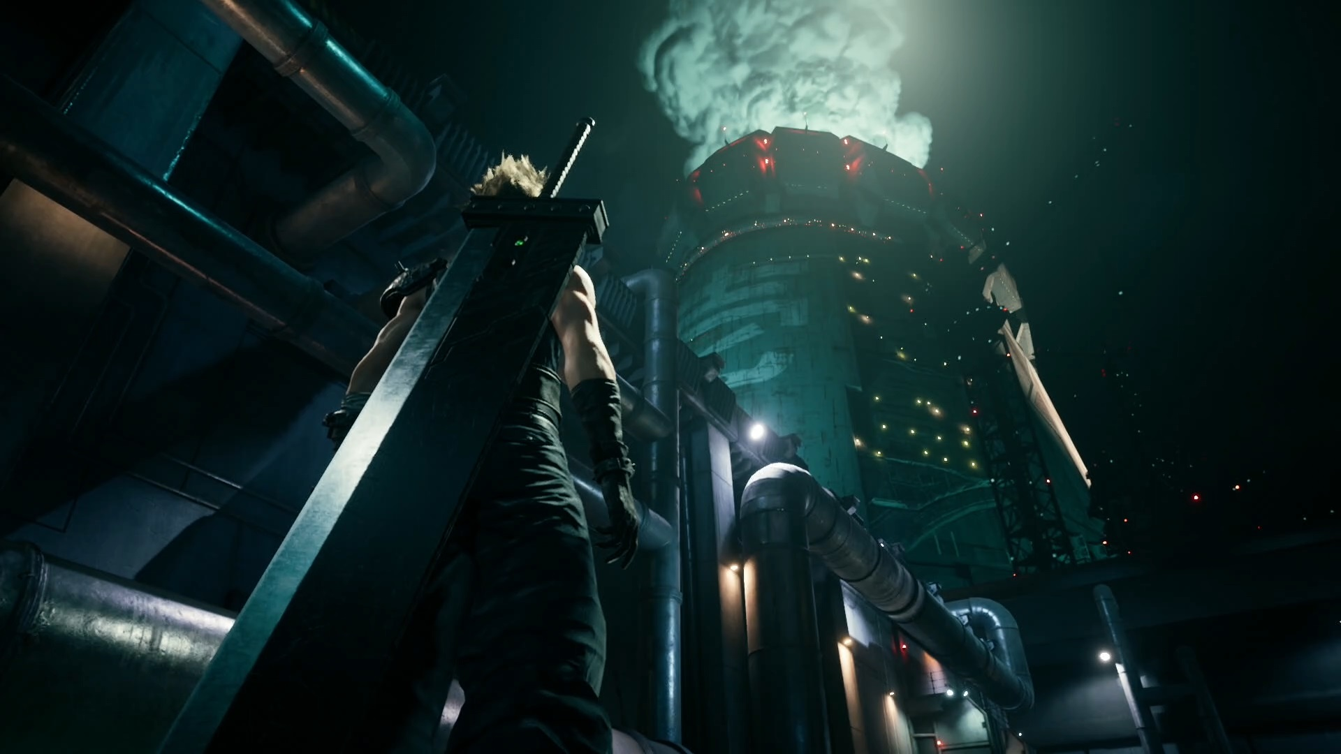 Final Fantasy 7 Remake Review Victory Fanfare Shacknews
