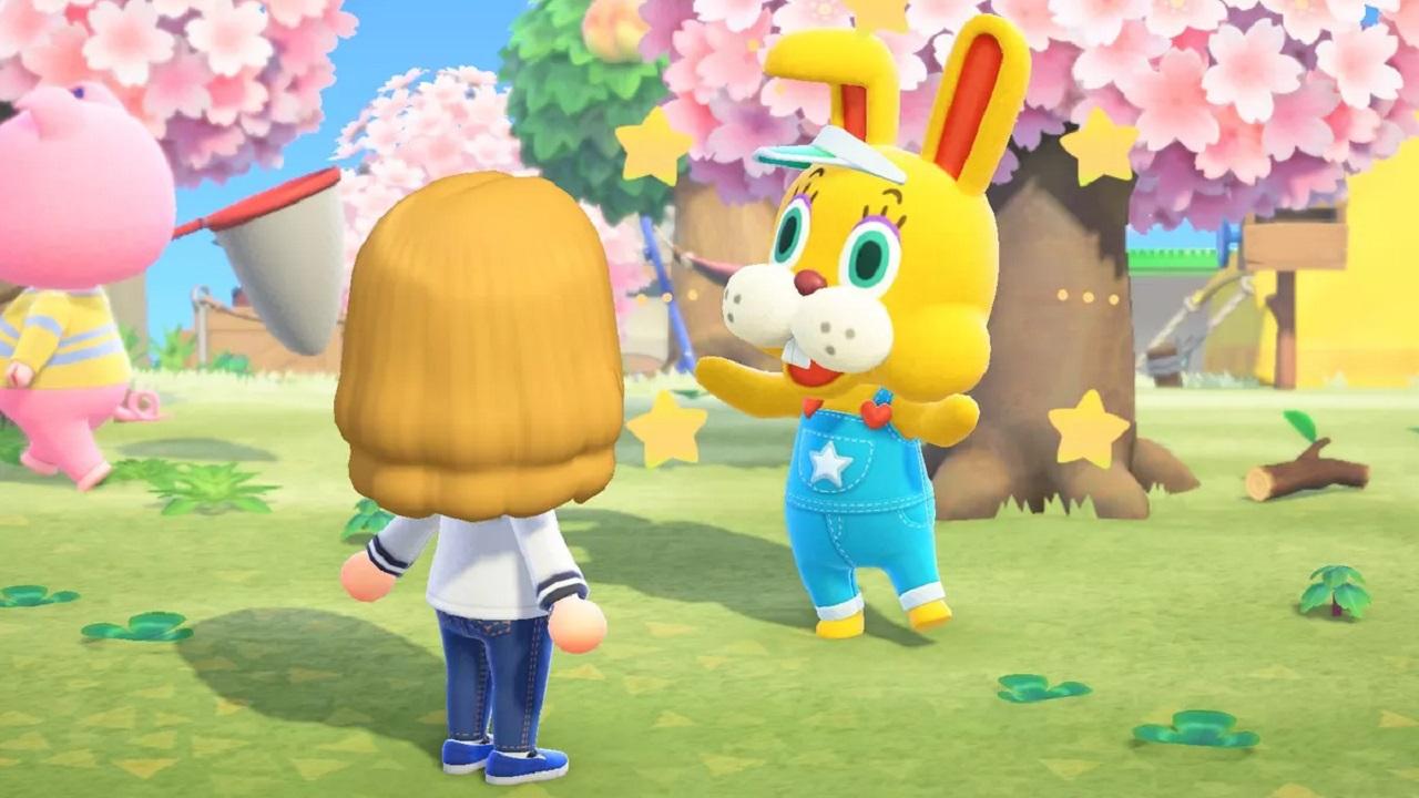 Actualización de Animal Crossing: New Horizons 1.1.4 notas de parche: demasiados huevos 1