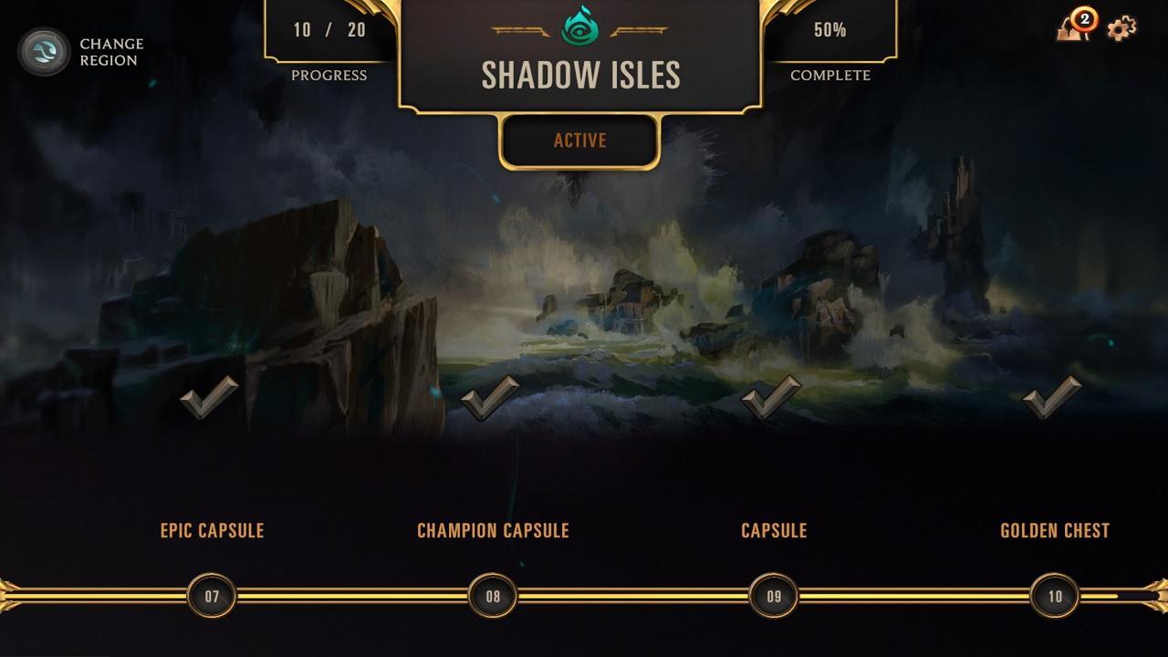 O lançamento oficial de Legends of Runeterra não apagará o progresso beta