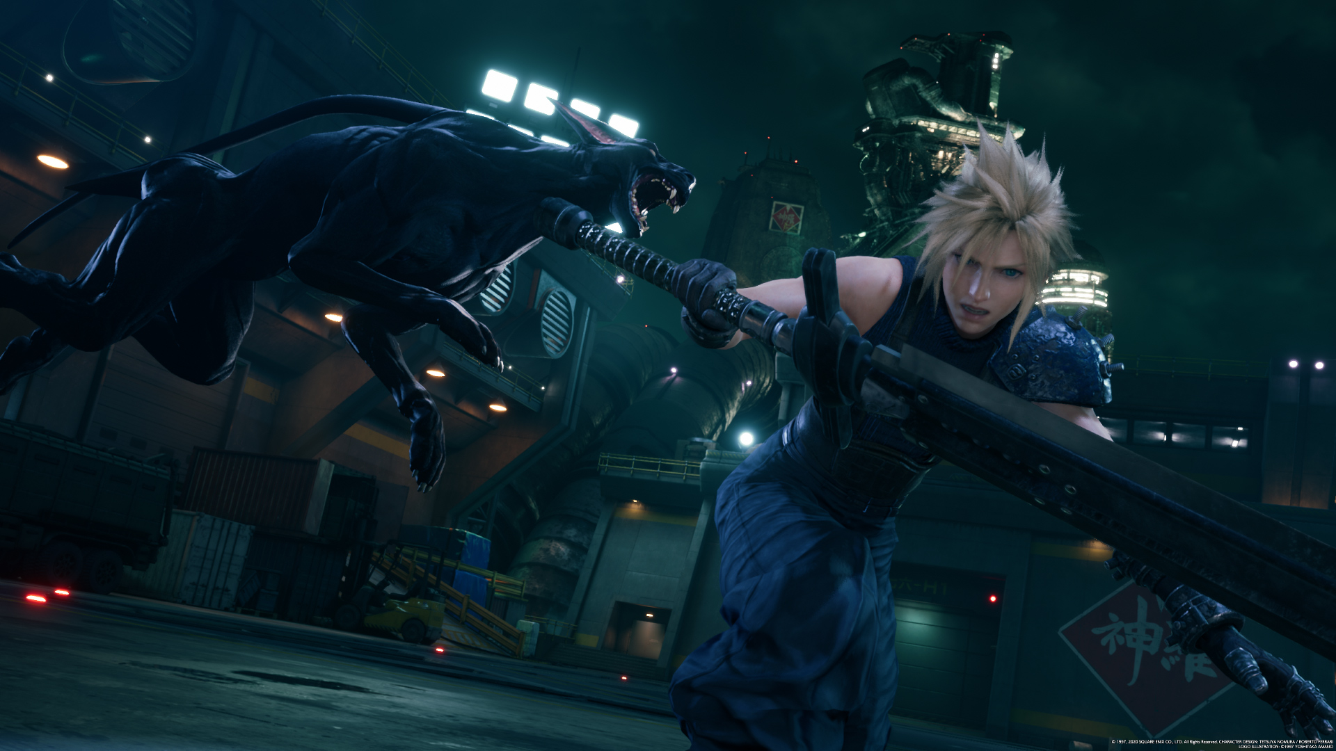 Does Final Fantasy 7 Remake Have A Hard Difficulty Shacknews