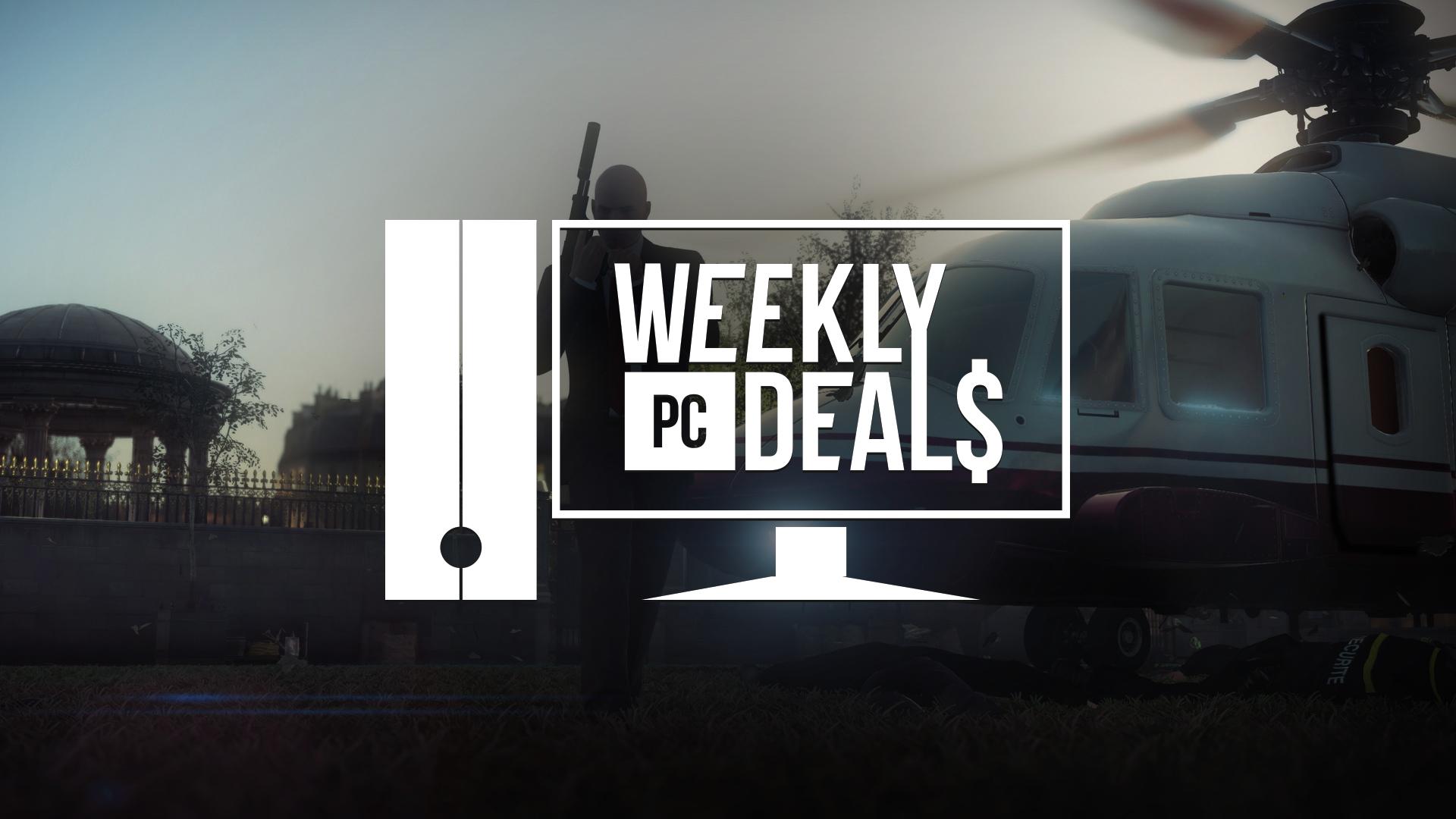 Weekend Pc Download Deals For Apr 10 Free Hitman Steam Weekend Shacknews