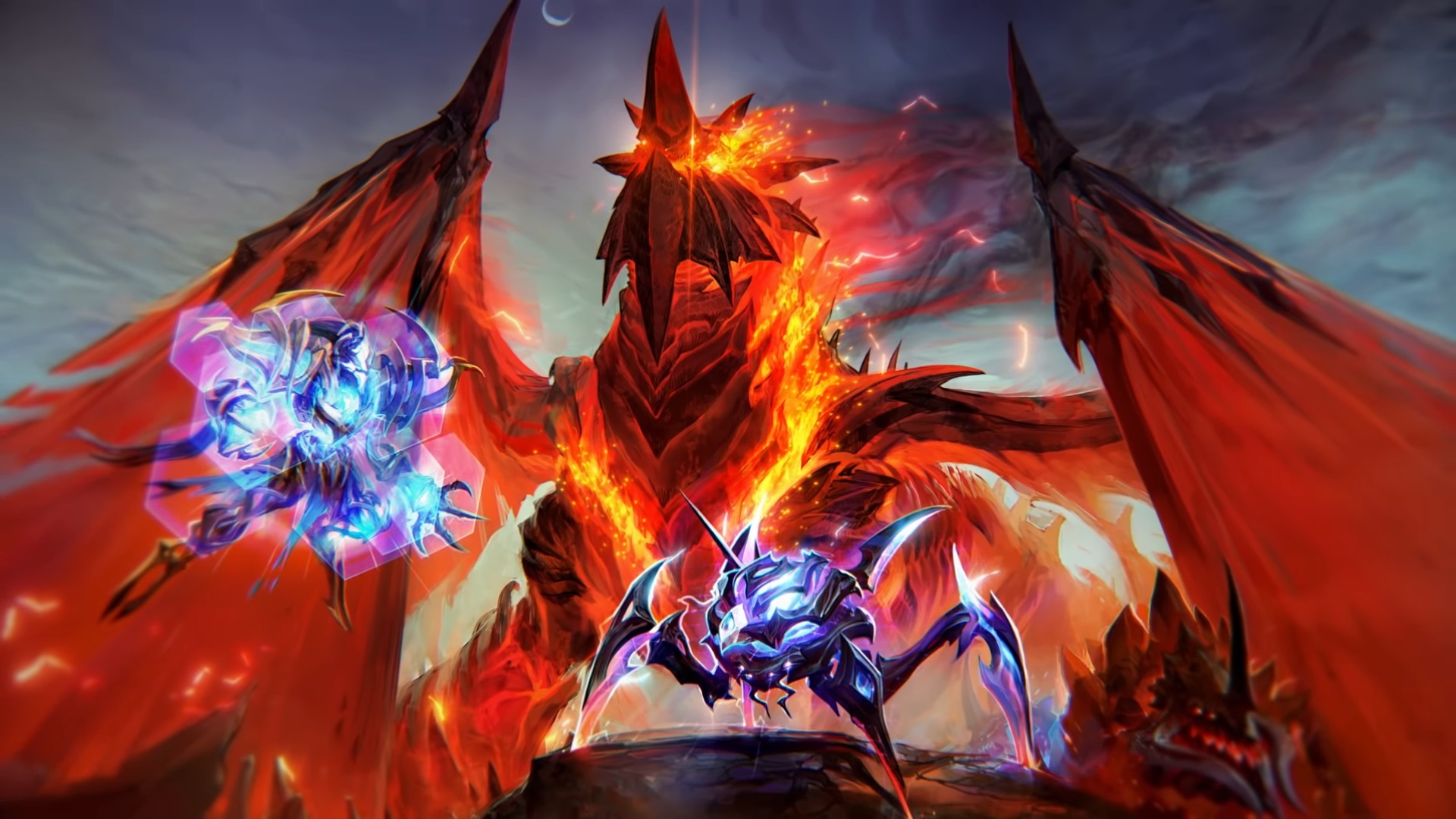 Heroes Of The Storm Starts Fragments Of The Nexus Event Today