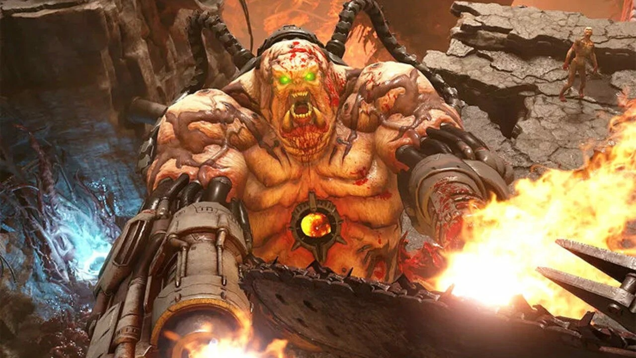 Doom Eternal Composer Mick Gordon may be done with id & Bethesda ...
