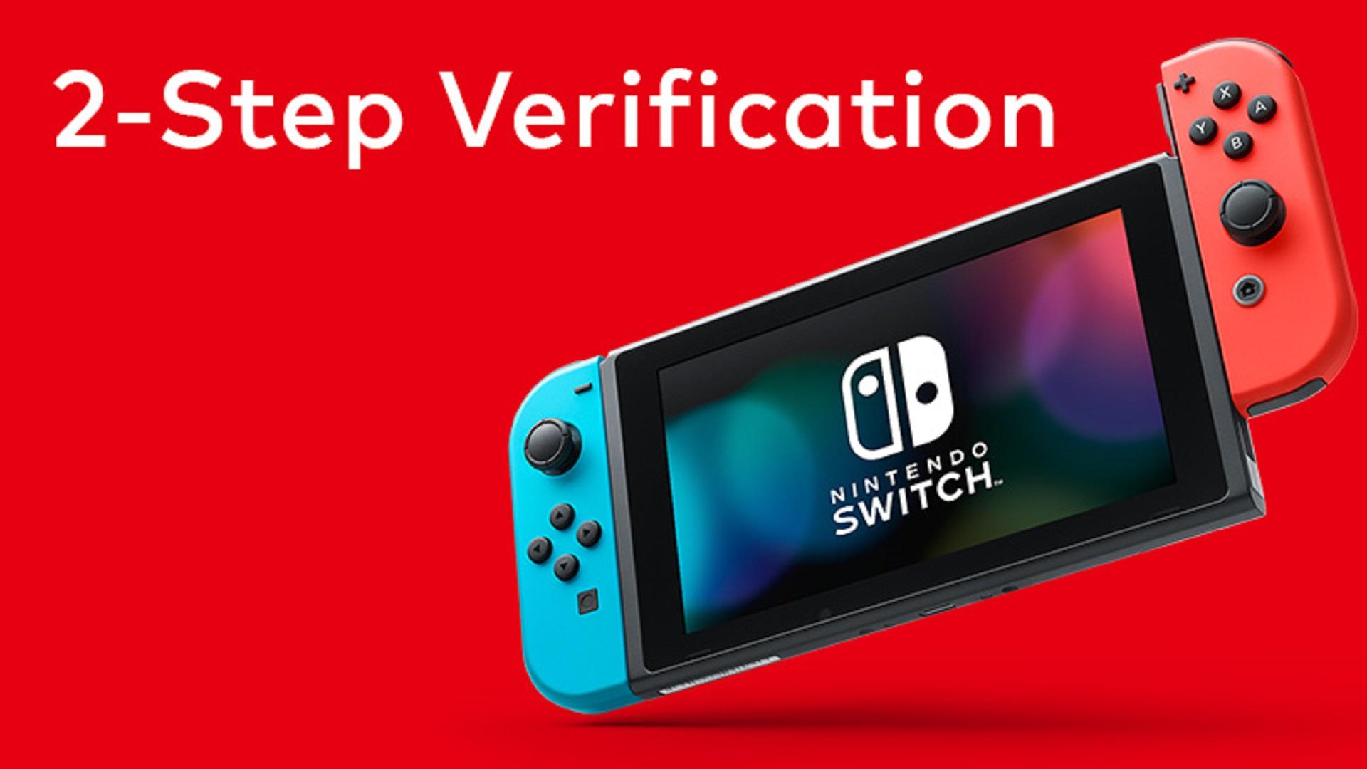 Cách thiết lập xác thực hai yếu tố (2FA) Nintendo Switch 2