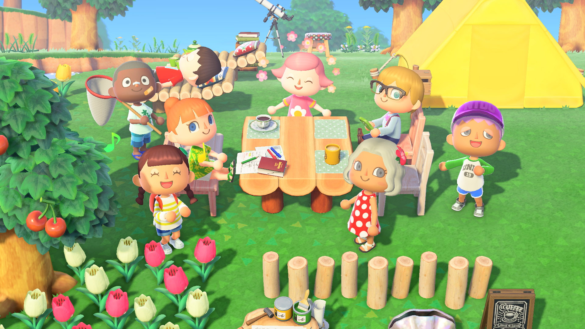 Astounding Animal Crossing Threw Me A Birthday Party That Genuinely Lifted My Funny Birthday Cards Online Necthendildamsfinfo