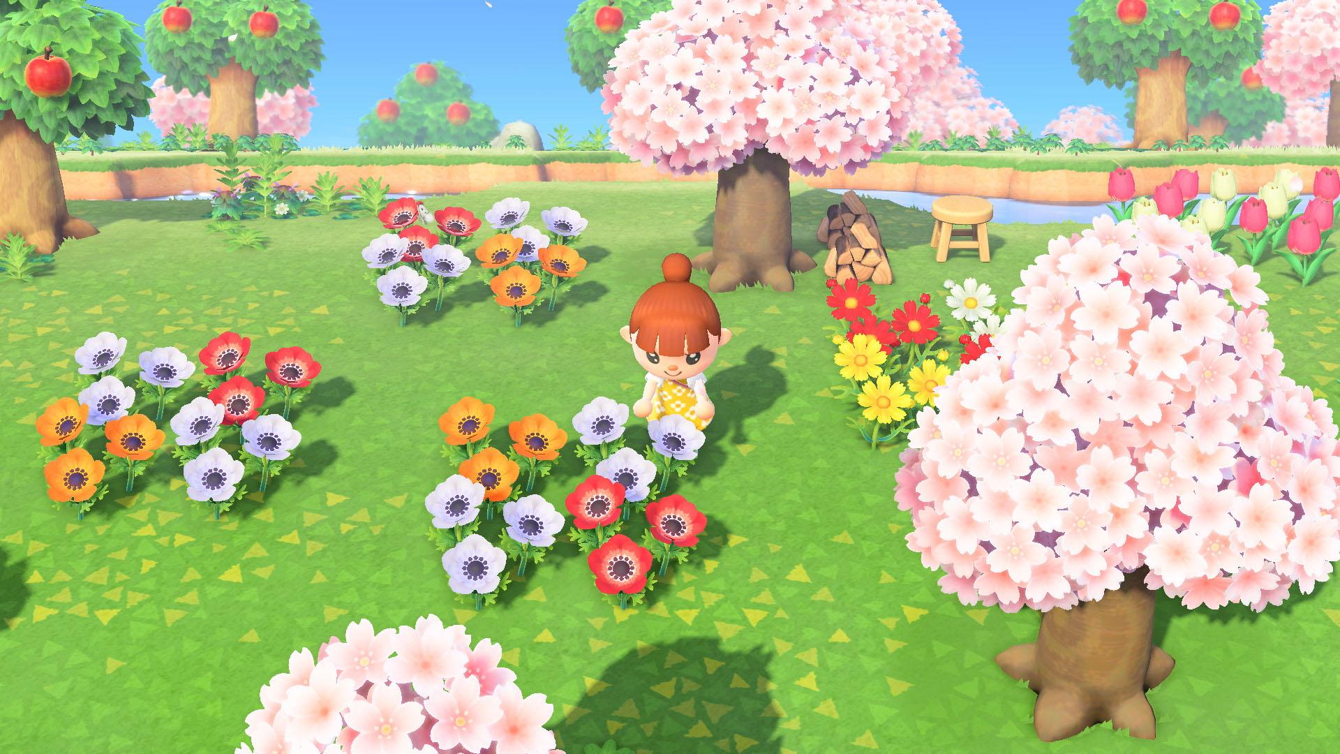 How To Grow Purple Tulips Animal Crossing New Horizons Shacknews