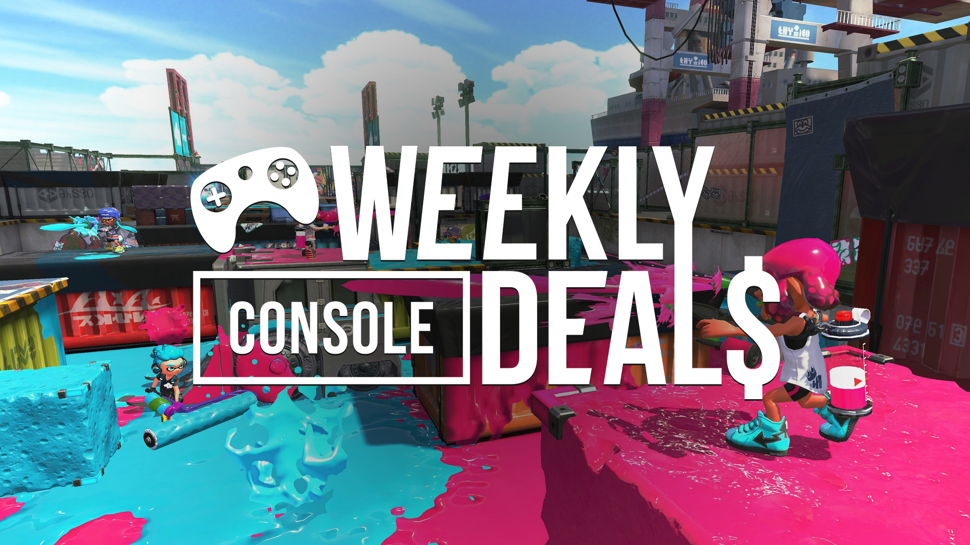 Weekend Console Download Deals For May 1 Splatoon 2 Golden Week And Star Wars Shacknews