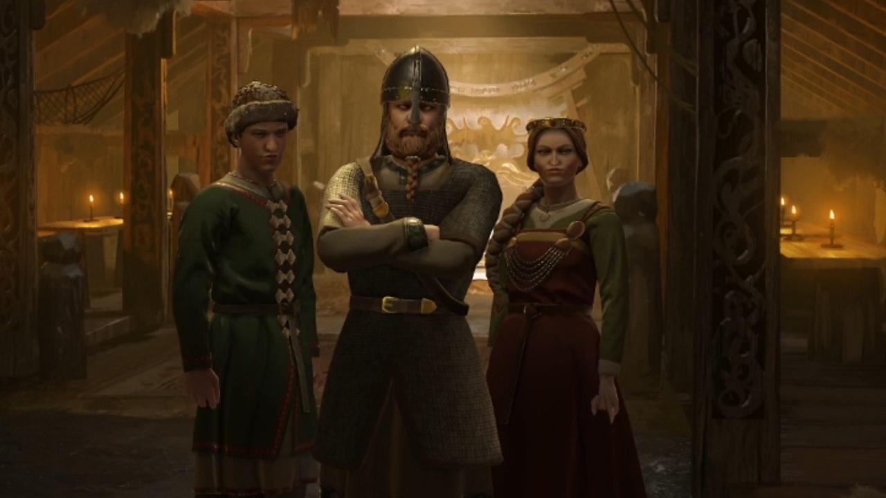 Personajes de Crusader Kings 3