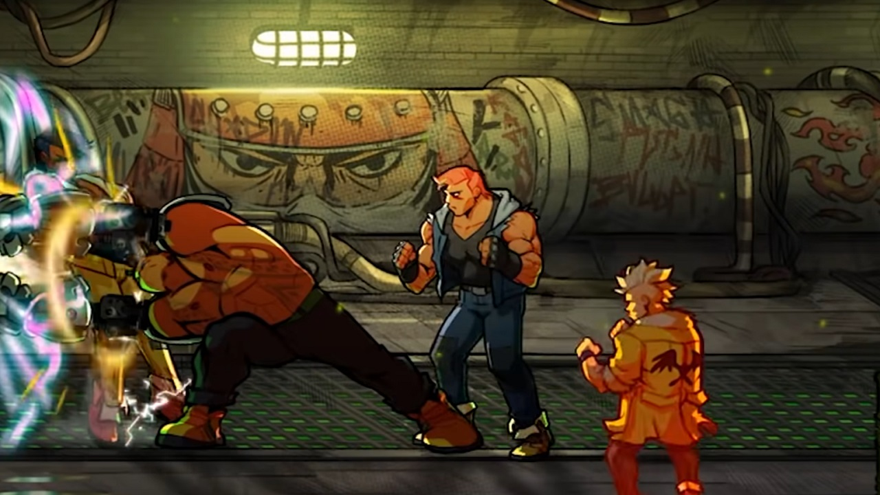 Streets of Rage 4 almost had a guest character from Sega's Shinobi series - Shacknews
