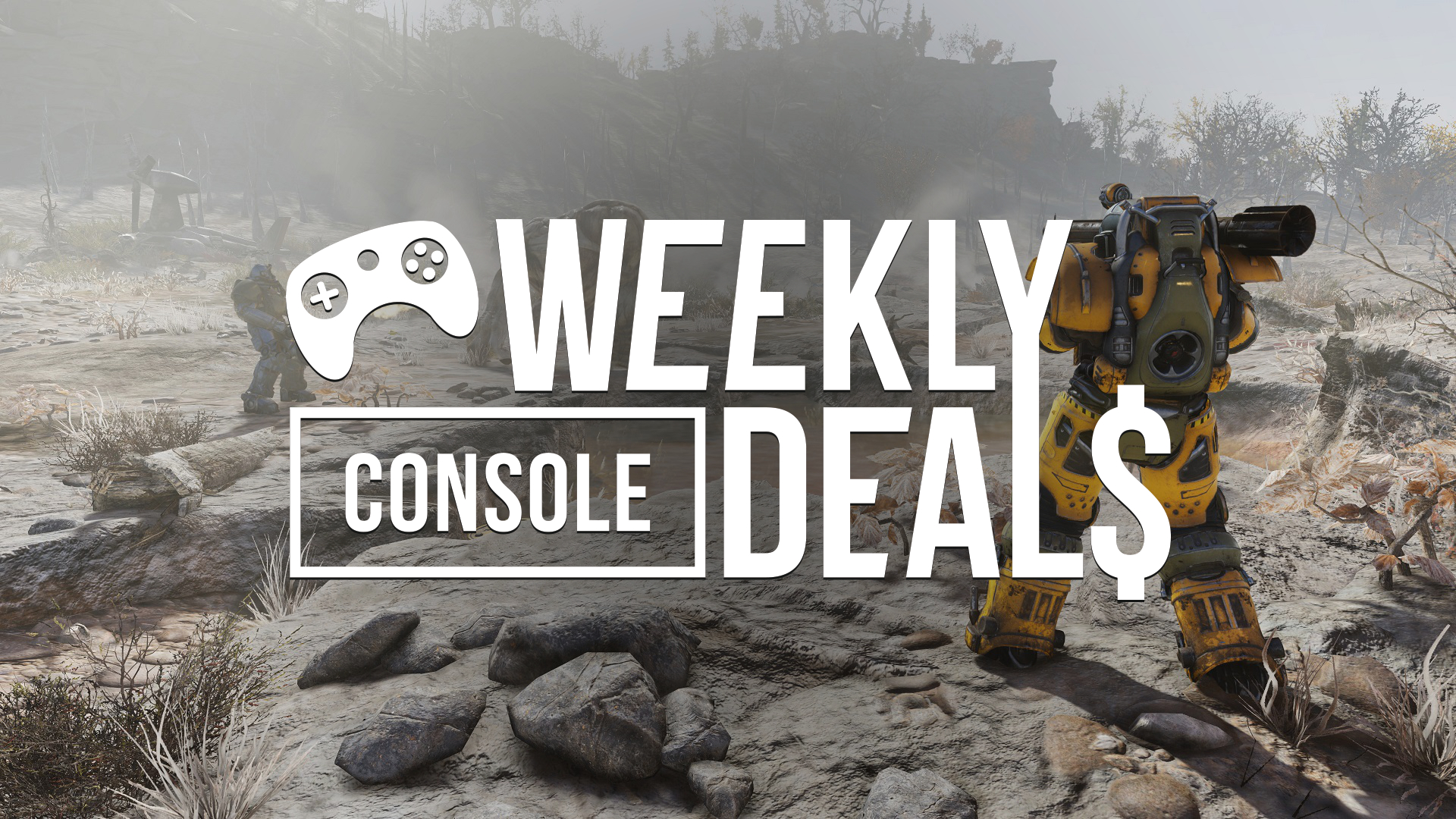 Image of article 'Weekend Console Download Deals for May 15: Free Fallout 76 weekend'