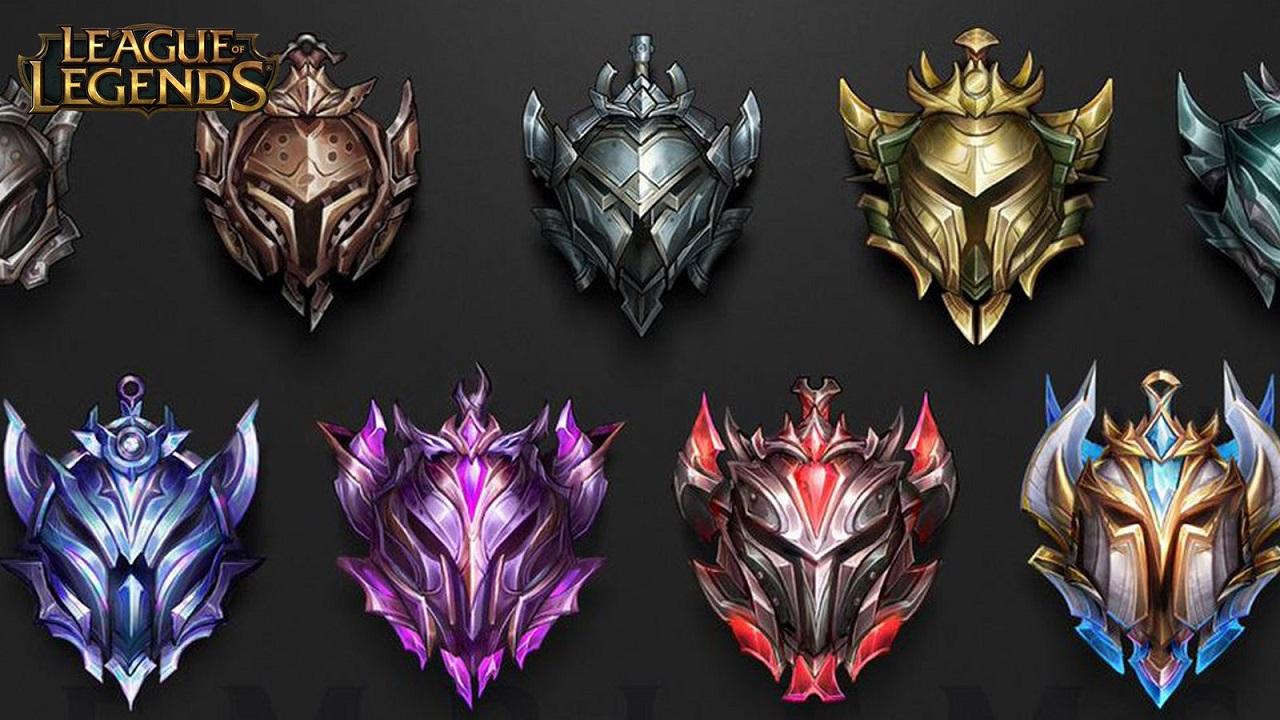League Of Legends Division